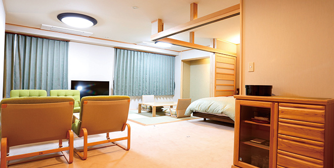 新客室 和洋室